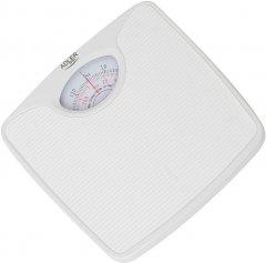 Весы напольные ADLER AD 8151 white