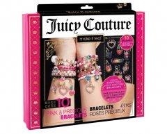 Набор для создания шарм-браслетов Make it Real Juicy Couture Розовый звездопад (MR4408) (695929044084)