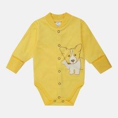 Боди Baby Veres 102.97 56 см Желтое (2000010012466)