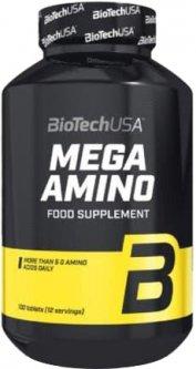 Аминокислота Biotech Mega Amino 100 таблеток (5999076238750)
