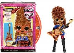 Игровой набор с куклой L.O.L. Surprise O.M.G. Remix Rock - Фурия (577591)
