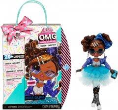 Игровой набор с куклой L.O.L. Surprise! серии O.M.G Present Surprise – Именинница (576365)