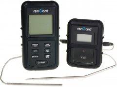 Электронный термометр для мяса Rengard RG-08 Черный (7103-0001)