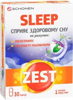 Зест ZEST Слип витамины 30 капсул (000001011)