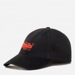 Мужская кепка Superdry M9010006A-02A Black (5057842813515)
