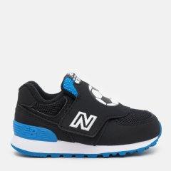 Кроссовки детские New Balance Sport IV574FRA 23.5 (7) 13.5 см Черные (194768875175)