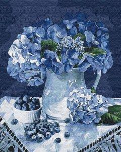 Картина по номерам Идейка Утро у бабушки 40 x 50 см (КНО3036) (4823104307600)