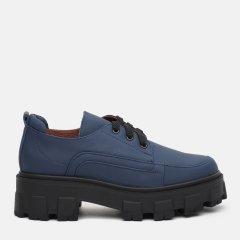 Туфли Ashoes 3613СМ00 38 24.5 см Синие