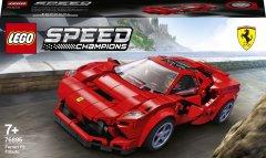Конструктор LEGO Speed Champions Ferrari F8 Tributo 275 деталей (76895)