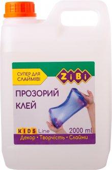 Клей ZiBi прозрачный для слаймов 2000 мл (ZB.6142-00) (4823078950192)
