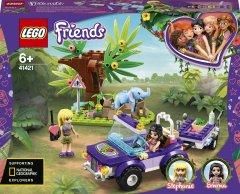 Конструктор LEGO Friends Джунгли: спасение слонёнка 203 детали (41421)