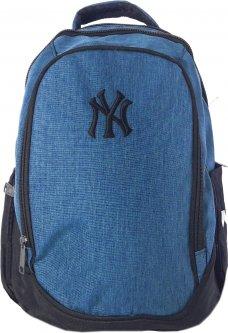 Рюкзак New York 594 г 40х25.5х21 см 21.4 л Бирюзовый (Я46335_VR24297_бірюза New)