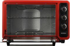 Электрическая печь ASEL АF40-23 красный
