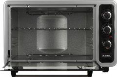 Электрическая печь ASEL АF40-23 серый