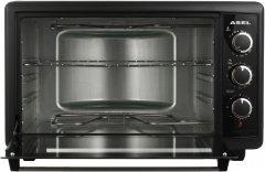 Электрическая печь ASEL АF50-23 черный