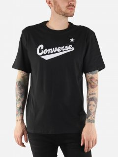 Футболка Converse Center Front Logo Tee White 10018235-001 XL (888757224227)