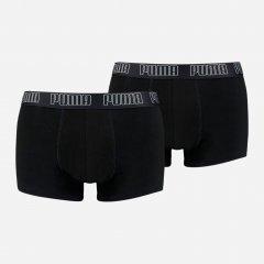 Трусы-шорты Puma Basic Trunk 2P 93501501 XL 2 шт Black (8720245037709)