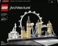 Конструктор LEGO Architecture Лондон 468 деталей (21034)