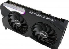 Asus PCI-Ex GeForce RTX 3060 Ti Dual OC Edition V2 LHR 8GB GDDR6 (256bit) (1710/14000) (2 x HDMI, 3 x DisplayPort) (DUAL-RTX3060TI-O8G-V2)