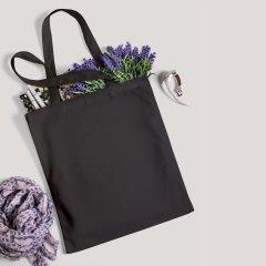Женская эко-сумка One Day RZ1001294 Черная (7900000075745)