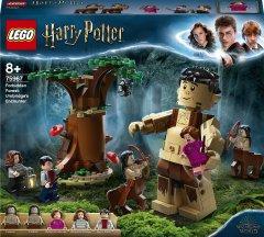 Конструктор LEGO Harry Potter Запретный лес: Грохх и Долорес Амбридж 253 детали (75967)