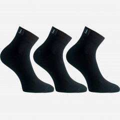 Набор носков Легка Хода 6209 41-42 3 пары Черные (ROZ6205085959)