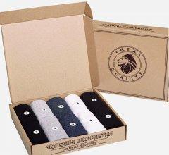 Набор носков RIX MNA31EC121207 низкие 39-42 10 пар 4 цвета (ROZ6300001753)