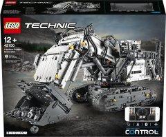 Конструктор LEGO TECHNIC Экскаватор Liebherr R 9800 4108 деталей (42100)