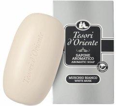 Парфюмированное крем-мыло Tesori d'Oriente Белый Мускус 150 г (8008970041124)