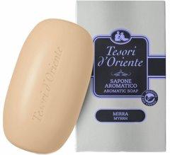 Парфюмированное крем-мыло Tesori d'Oriente Мирра 150 г (8008970041148)