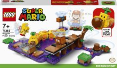 Конструктор LEGO Super Mario Ядовитое болото гусеницы. Дополнительный уровень. 374 детали (71383)
