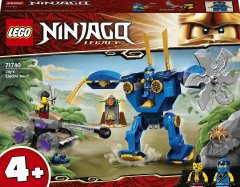 Конструктор LEGO Ninjago Электрический робот Джея 106 деталей (71740)