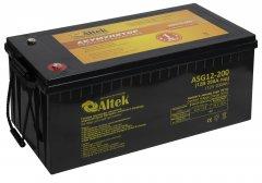 Аккумуляторная батарея Altek ABT-200Аh/12V GEL 12V 200Ah (2114224)