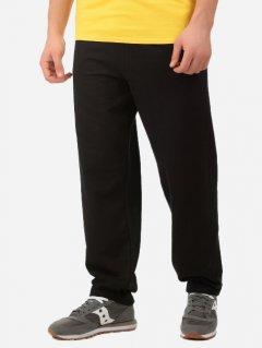 Спортивные брюки Fruit of the loom 064038036 Lightweight XL Черные (5000000000241)