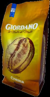 Кофе в зернах Giordano Crema 500 г (3800214005108)