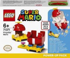 Конструктор LEGO Super Mario Марио-вертолет набор усилений 13 деталей (71371)