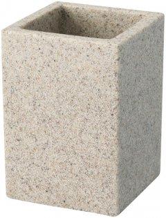 Стакан BISK Sand 01596 песочный