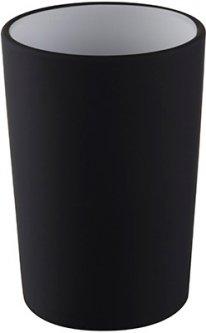 Стакан BISK Plain 06570 черный