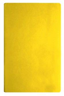 Деловая записная книга Optima А5 Vivella Желтая 256 страниц нелинованная (O20810-05)