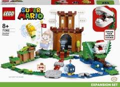 Конструктор LEGO Super Mario Охраняемая крепость дополнительный набор 468 деталей (71362)