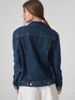 Джинсовая куртка Remix EU0005 M Синяя (Rem2200000046680)