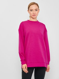 Свитшот 4F H4L21-BLD010-55S M Hot Pink (5903609069209)