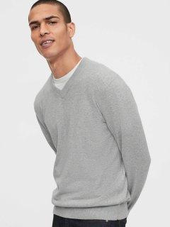 Пуловер GAP 4514560 S Серый (1159753229)