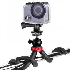 Гибкий штатив AIRON AC74-2 (L) для экшн-камер GoPro, AIRON, SONY, ACME, Xiaomi, SJCam, EKEN, ThiEYE (69477915500011)