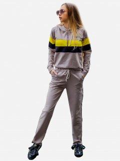 Спортивный костюм MA Original 1-457 44 Бежевый (2000000430966)