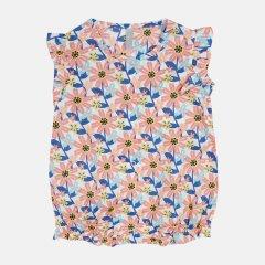 Песочник Smil Ситцевое Лето 111276 86 см Персиковые цветы (4824039211727)