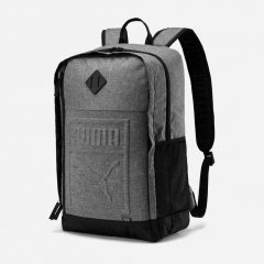 Рюкзак Puma S Backpack 07558109 Medium Gray Heather (4060981723400)