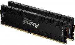 Оперативная память Kingston Fury DDR4-3600 32768MB PC4-28800 (Kit of 2x16384) Renegade Black (KF436C16RB1K2/32)