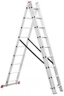 Лестница 3-х секционная Intertool 5.93 м (LT-0309)