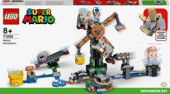 Конструктор LEGO Super Mario Дополнительный набор «Нокдаун резноров» 862 деталей (71390)